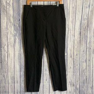 NWT Express Black Columnist Skinny Crop Trousers